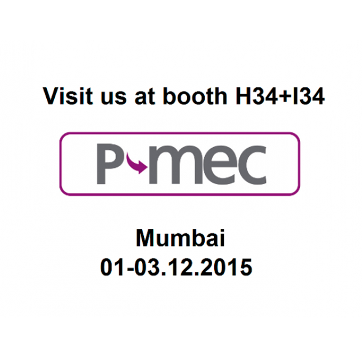Innovative packaging equipment offered by ARANOW at PMEC Mumbai