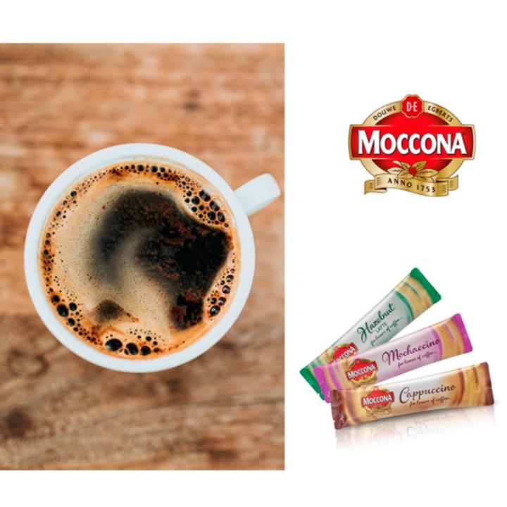 La solution d'emballage de Moccona qui a stimulé les ventes en Australie
