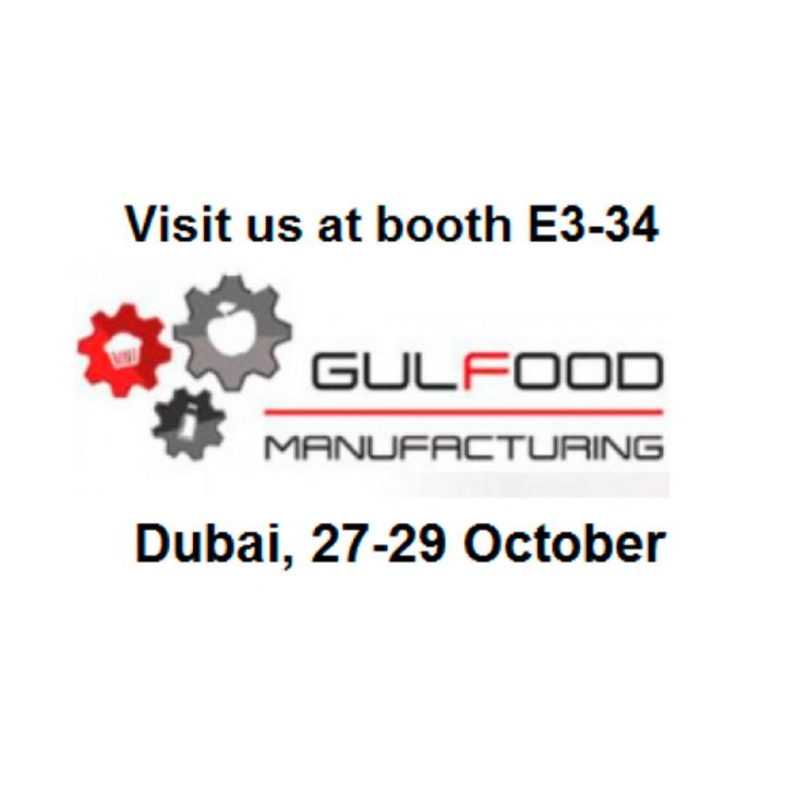La solució d'envasat en stick pack an650 d'ARANOW, serà a la Gulfood de Dubai d'aquest mes de novembre