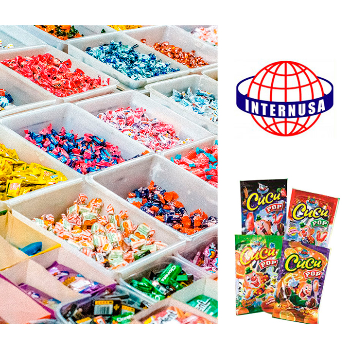 Flexible solution for lollipop packaging