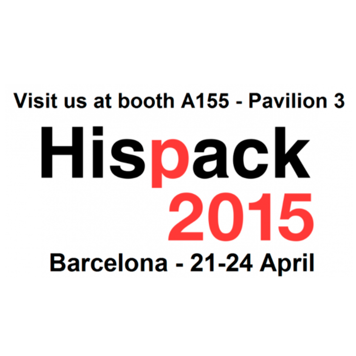 ARANOW will present the latest innovations on packaging equipment at Hispack 2015