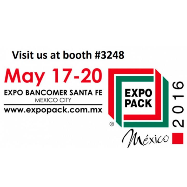 ARANOW demostra les solucions més eficients d'envasat a l'EXPO PACK Méxic 2016