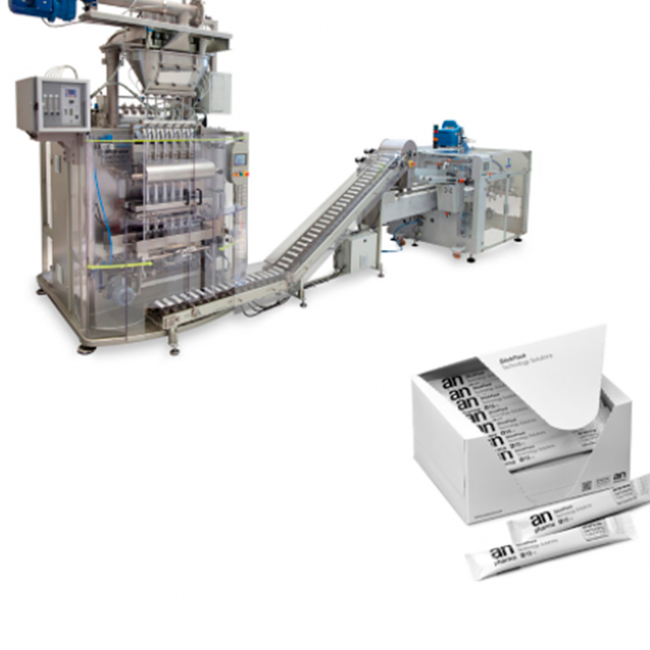 Beyond the primary packaging! ARANOW offers optimized secondary packaging solutions