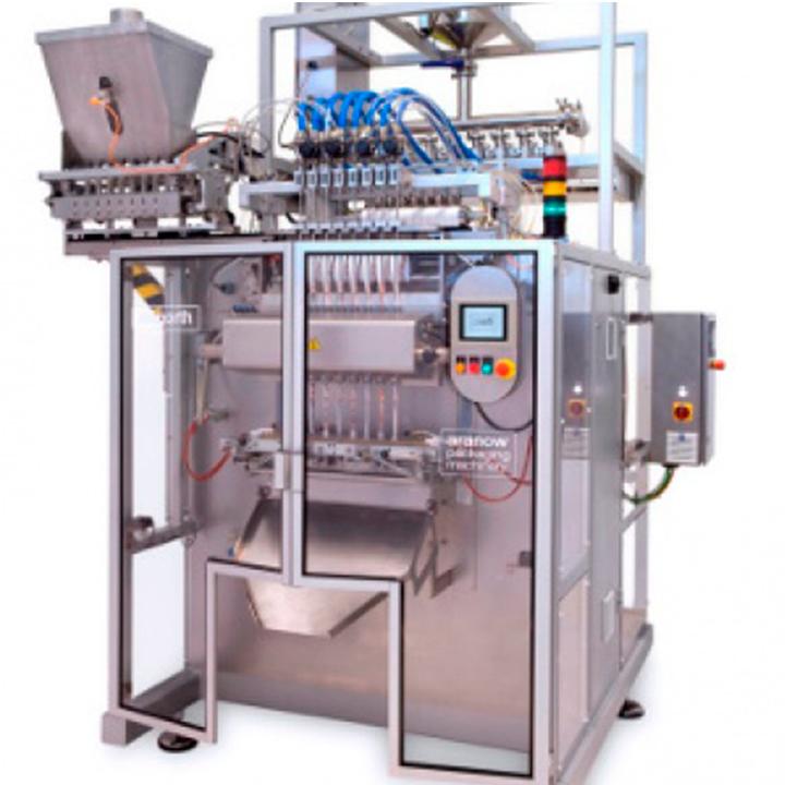 Vingui a veure la màquina d'alta producció d'ARANOW al stand 1116-1015A d'Andina Pack