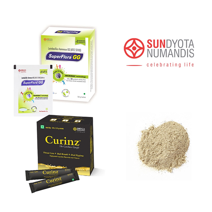 Pharmaceutical Sundyota Numandis chooses Aranow machinery as an ideal solution for packaging its probiotic