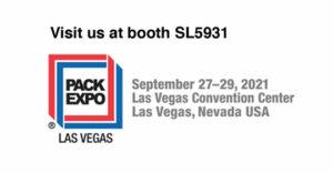 Visitez-nous à PACK EXPO Las Vegas 2021